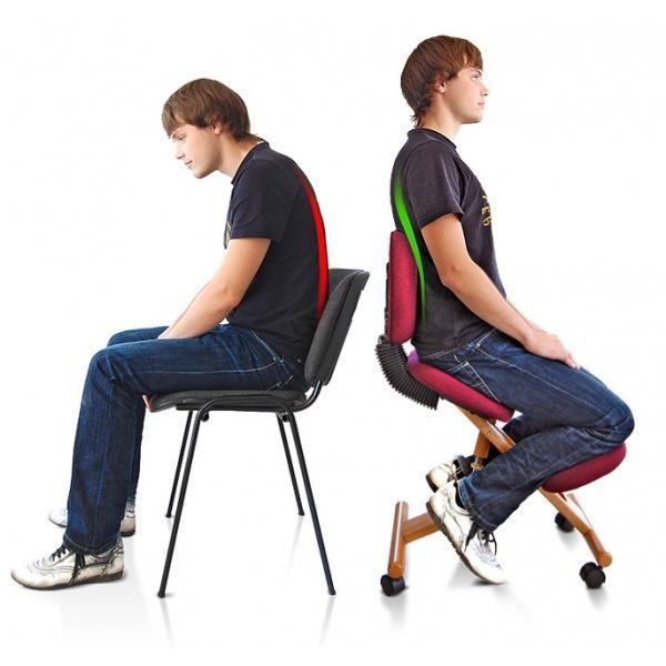 Какой лучше стул для сколиоза