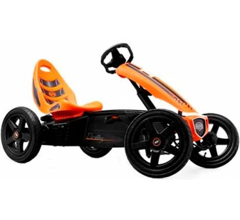 Веломобиль Berg Rally Orange BFR 244000