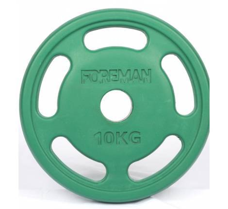 Диск E-Z Foreman Roezh FM\ROEZH-10KG\GN 10 кг